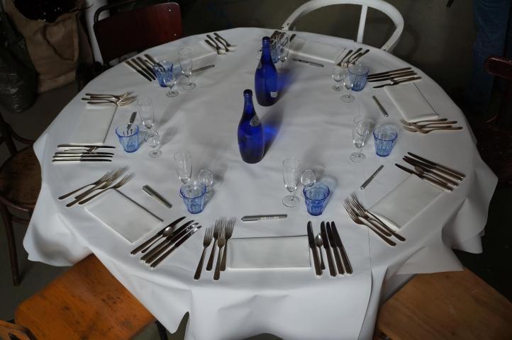 Performatief diner